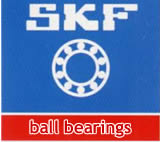 Our motors with SKF ball bearings